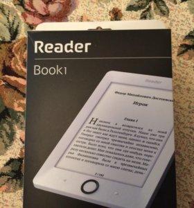 Электронная книга pocket book reader book1