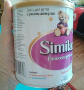 Продам гипоаллергенную смесь Симилак 2