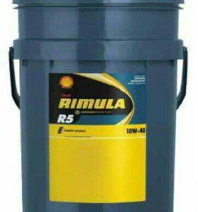 Масло моторное Shell Rimula R5 20L