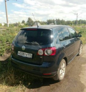 Volkswagen Golf Plus 1.6 AT 2006 г.в.