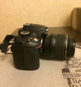 Фотоаппарат никон д3200