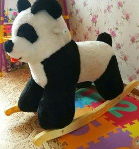 Панда - качалка