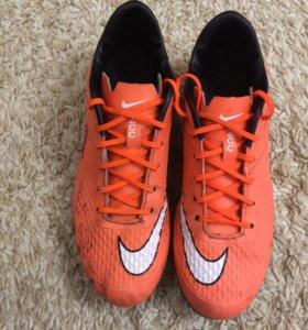 Бутсы Nike Hypervenom