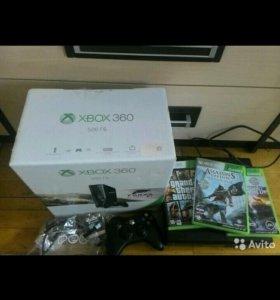 XBOX 360(500 ГБ)