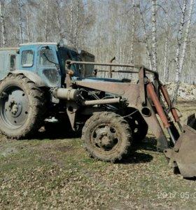 Трактор ЛТЗ-40М