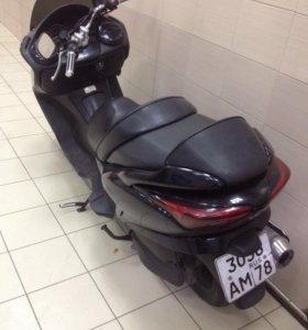 Мотоцикл Хонда