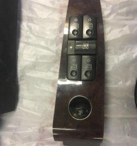 Блок управления стеклоподъемников MB W220