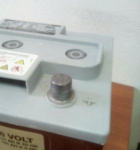 Ремонт клемм аккумулятора