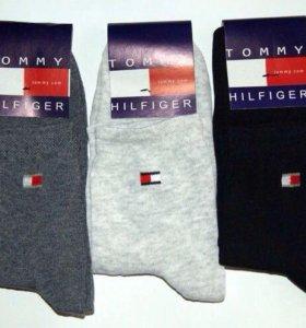 Мужские носки Tommy Hilfiger,оригинал