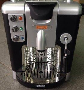 Кофеварка, кофемашина  капсюльная.
