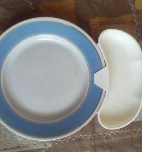 Насадка на тарелку набор