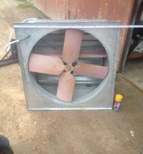 Вытяжка вентиляция вентилятор