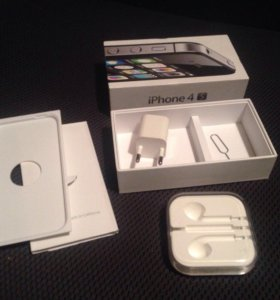 Коробка iPhone 4s 8GB