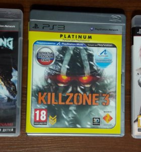 Игры для PS3: MGR, Killzone 3, Final Fantasy 13