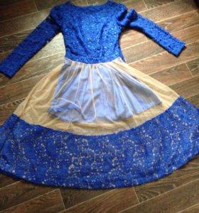 Ультрамодное платье новое