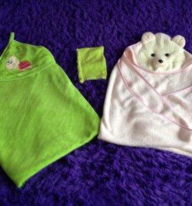 Детское полотенце -уголок