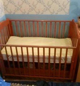 Детская кровать Ванечка
