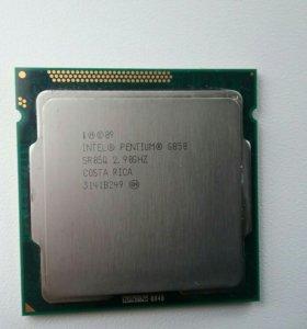 Процессор g850 2.9Ghz socket LGA1155
