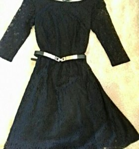 Платье гипюровое Lime