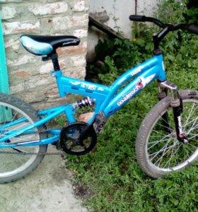 Велосипед новотрак