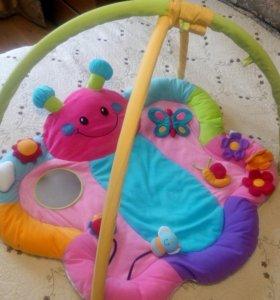 Развивающий коврик для грудничка