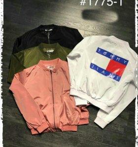 Новый бомбер куртка бренд томми tommy hilfiger