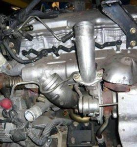 Двигатель на Nissan Pathfinder