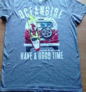 Новая футболка 46-48