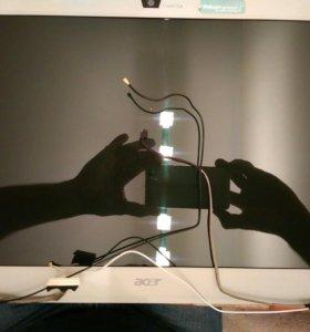 Матрица (экран ноутбука) +веб камера для Acer 5720