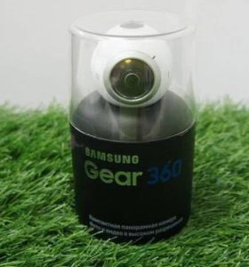 Камера Samsung Gear 360 (полный комплект)