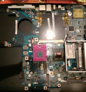 Материнская плата  ноутбука Acer 5720g