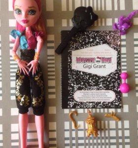 Кукла монстр хай ( джин ) Джиджи