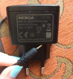 Зарядка Nokia