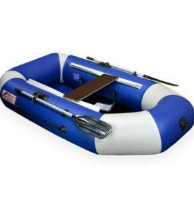 Лодка надувная Hunterboat STELS 215