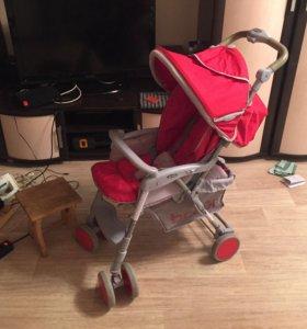Детская коляска brevi