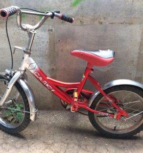 Детский велосипед - мечта ребёнка