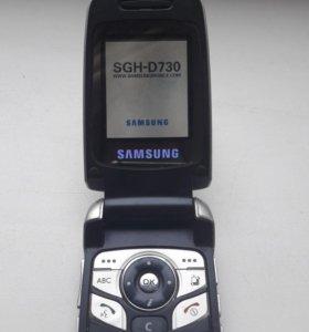 Samsung D 730