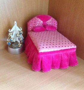 Кровать для украшений
