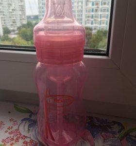 Новая!240ml DrBrown бутылочка