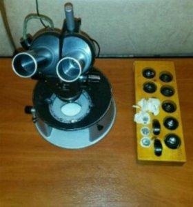 Микроскоп бинокулярный. торг