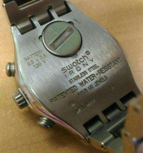 Часы Swatch dreambraun