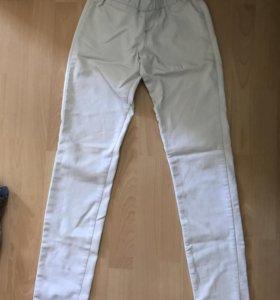 джинсы светлые