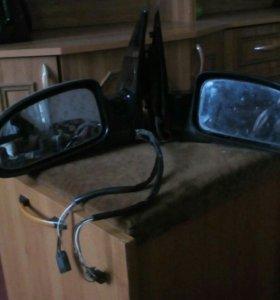 Зеркала на форд фокус-1