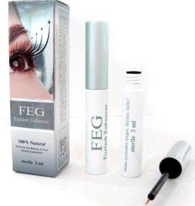 Супер средство для роста ресниц FEG