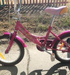 Велосипед детский (девчачий )