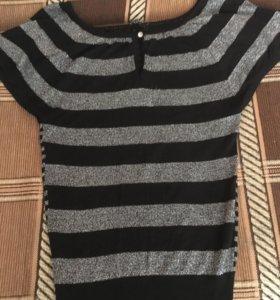Блуза с люрексом Инсити