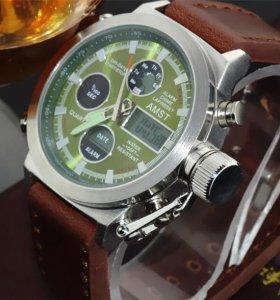 Часы Мужские Броские, армейские AMST 3003