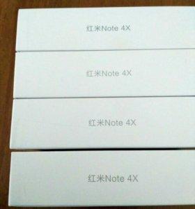 Xiaomi note4x 3/32gb grey