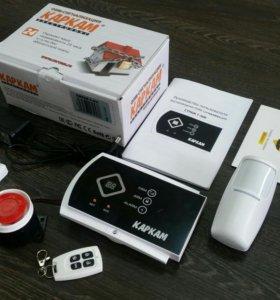 Беспроводная GSM Сигнализация страж Т-500