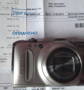 Фотоаппарат Fujifilm F550 EXR